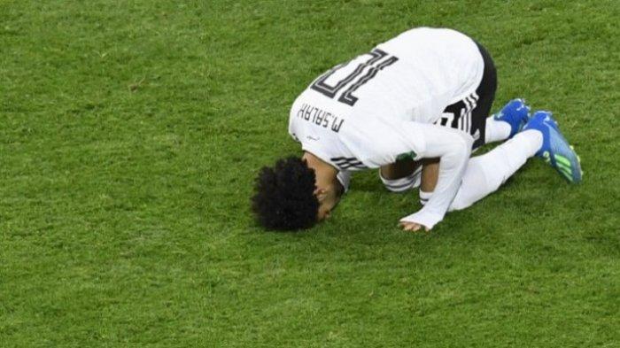 Mohamed Salah Minta Maaf Kepada Fans Mesir, Piala Dunia 2018