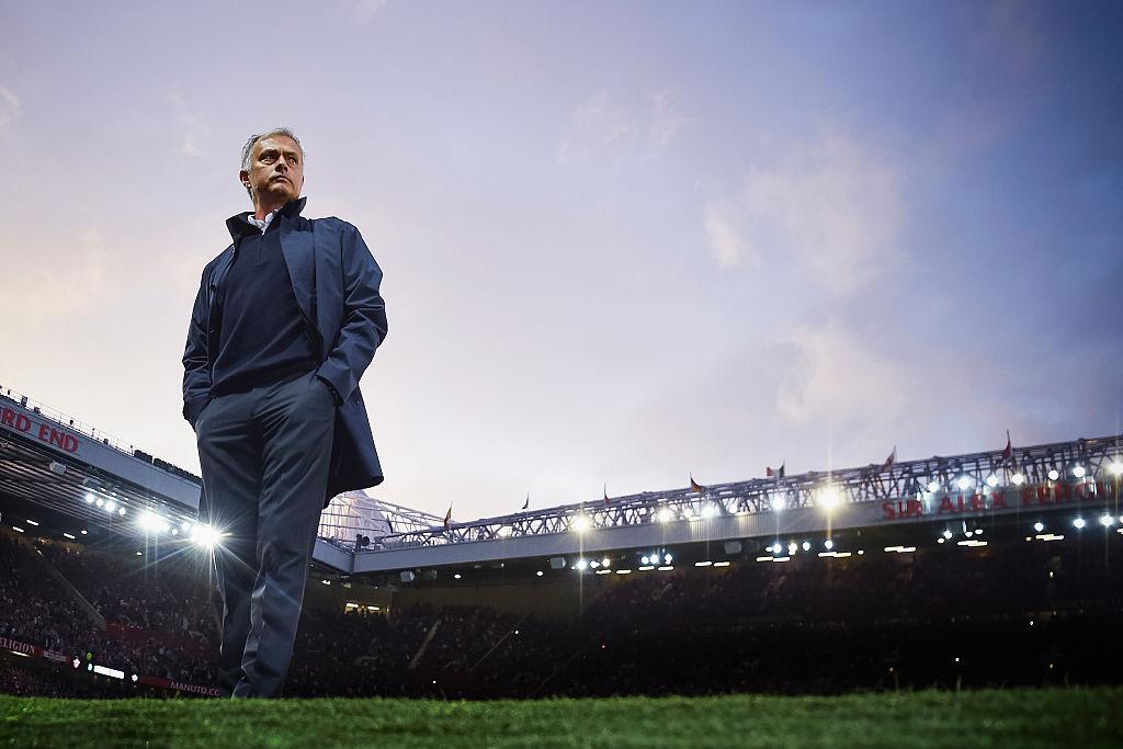 Jose Mourinho tanpa Manchester United