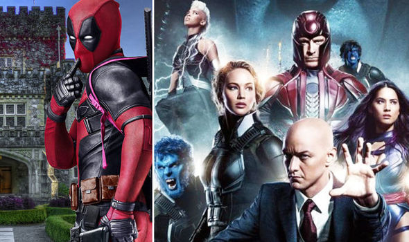 X-Men dan Deadpool Di Avengers 4