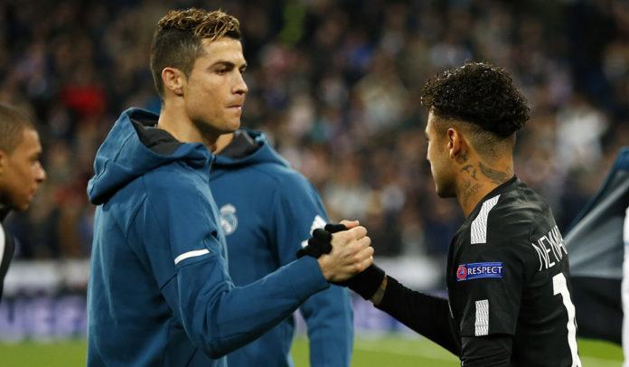 Neymar kabarnya Ingin Bermain dengan Cristiano Ronaldo Di Juventus