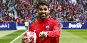 Diego Costa Top Skor Sementara Piala Dunia 2018