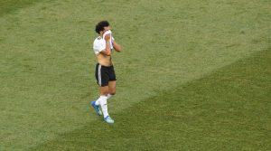 Mohamed Salah di Piala Dunia 2018