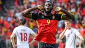 Romelu Lukaku Top Skor Sementara Piala Dunia 2018