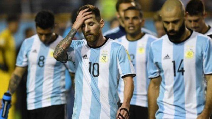 argentina di bantai kroasia