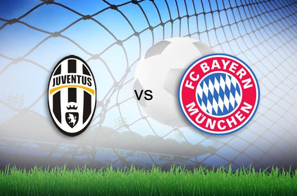 Juventus vs Bayern Munchen- Turnamen ICC
