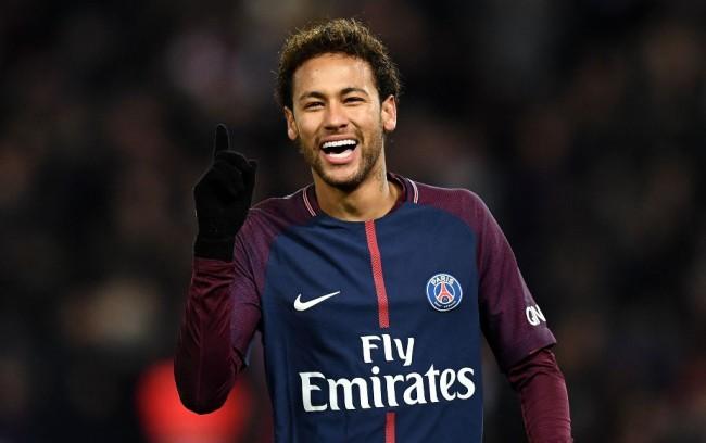 Neymar untuk PSG
