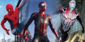 spider-man kostum