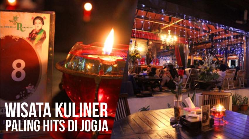 5 Tempat Kuliner Paling Hits di Jogja