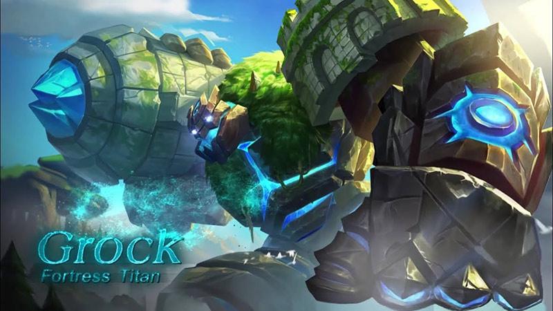 Cara counter hero OP GrockTank Mobile Legends