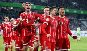 Hasil Bayern Munich vs Manchester United