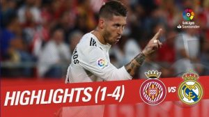 Hasil Girona vs Real Madrid-Skor 1-4