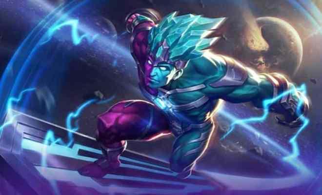 Hero OP Tapi Jarang Digunakan, Gord Mage Mobile Legends