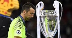 Buffon di final Liga Champions