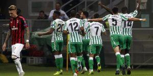 Hasil AC Milan Vs Real Betis, Skor 1-2