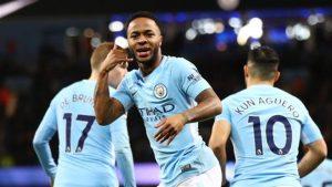 Raheem Sterling dari Manchester City