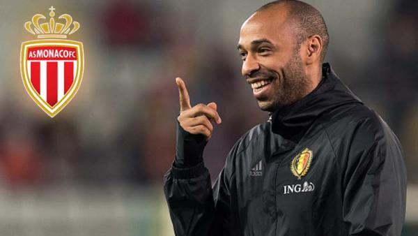 Thierry Henry Telah Terpilih Sebagai Pelatih Monaco