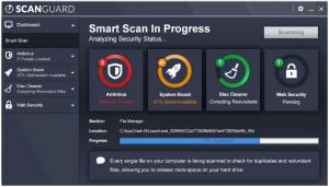 aplikasi cegah virus ScanGuard