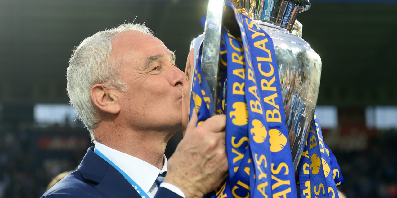 Claudio Ranieri-Champions