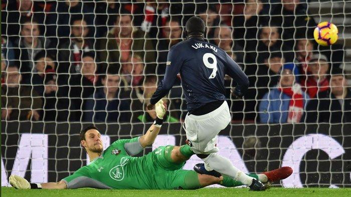 Hasil Premier League Southampton Vs Manchester United
