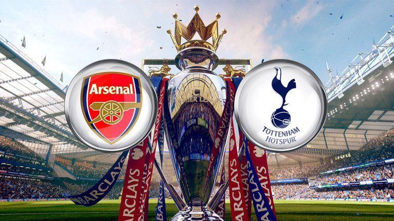 Premier League Arsenal vs Tottenham Hotspur