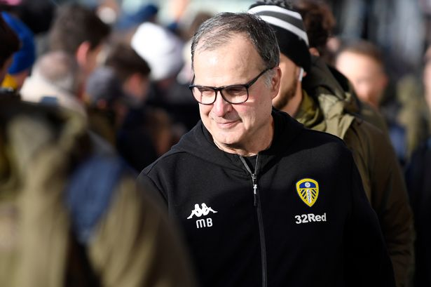Bos Leeds Bielsa mengaku mengirim mata-mata ke Derby