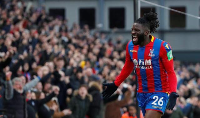 Sako Bergabung Kembali Dengan Crystal Palace