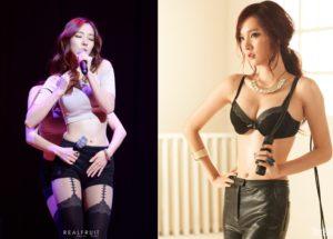 Girl Group Kpop Paksaan Konsep Seksual
