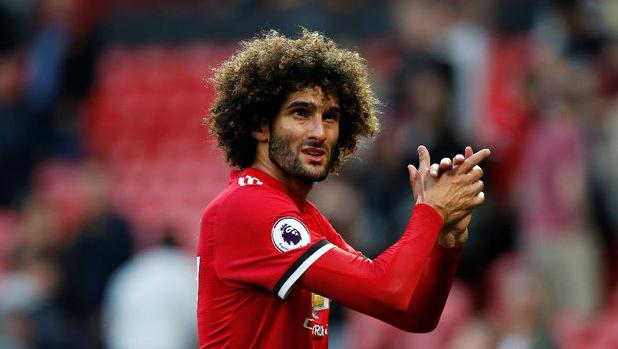 Marouane Fellaini Meninggalkan Manchester United