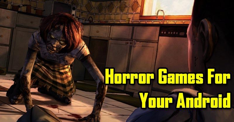 Game Horror Mobile Gratis Yang Menyeramkan