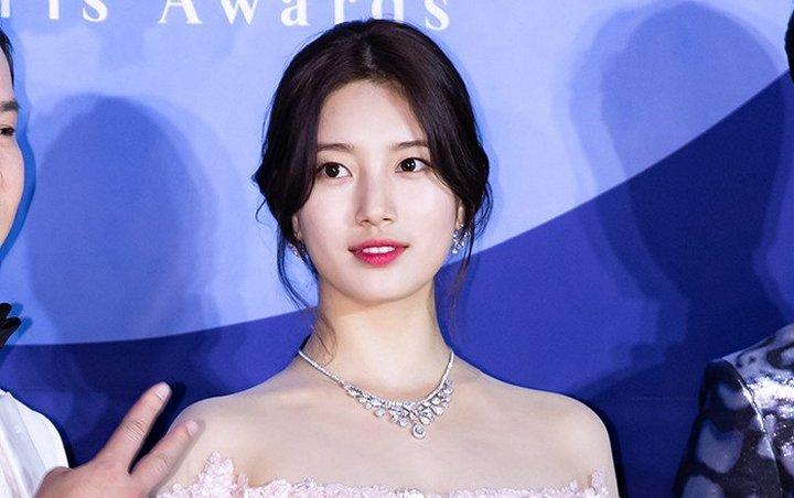 Baeksang Arts Awards 2019: Bae Suzy Memamerkan Tato Hati Di Postingan Terbarunya