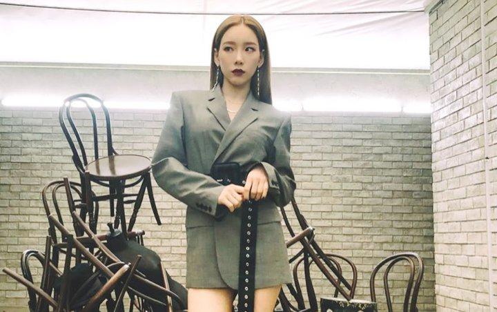 Tae Yeon SNSD Posting Foto Punggung Tanpa Menggunakan Bra