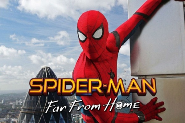Spider-Man: Far From Home Tembus Reskor Pendapatan Sony Pictures