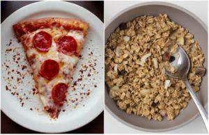 Kandungan Sepotong Pizza Jauh Lebih Baik Daripada  Semangkuk Sereal