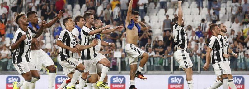 Juventus Masih Terbukti Kuasai Liga Serie A