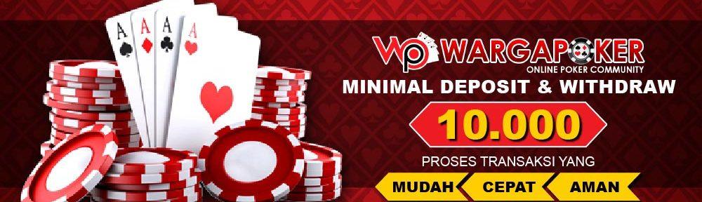 Wargapoker - Bermain Situs Judi Poker Online Terpercaya Dengan Cara Terbaik