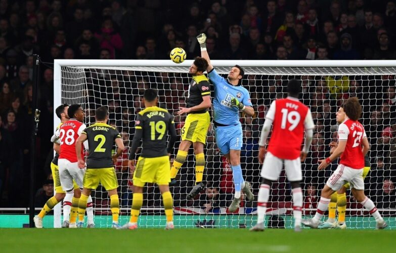 Fakta Unik Soal Laga Arsenal Kontra Southampton