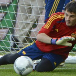 Kesedihan Iker Casillas Soal Karirnya Yang Tidak Sesuai Dengan Harapan